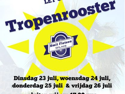 Tropenrooster